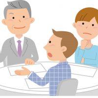 大商連が「小規模事業者への支援拡充」について大阪府と懇談